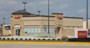 Carl's Jr Restaurant