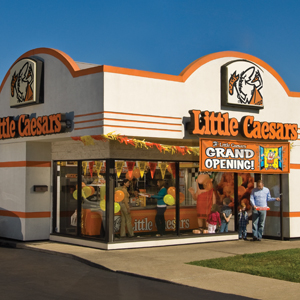 Little Caesars Pizza store